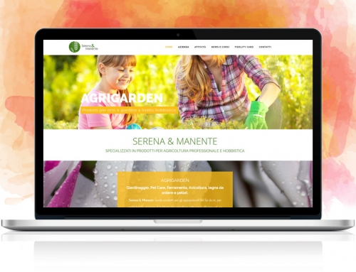 Email marketing, social marketing, content marketing e restyling sito web – Serena & Manente